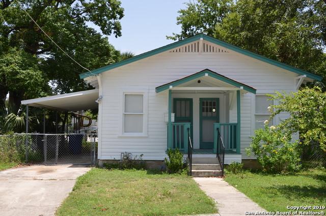 1810 Rogers Ave, San Antonio, TX 78208 (MLS #1394733) :: Tom White Group