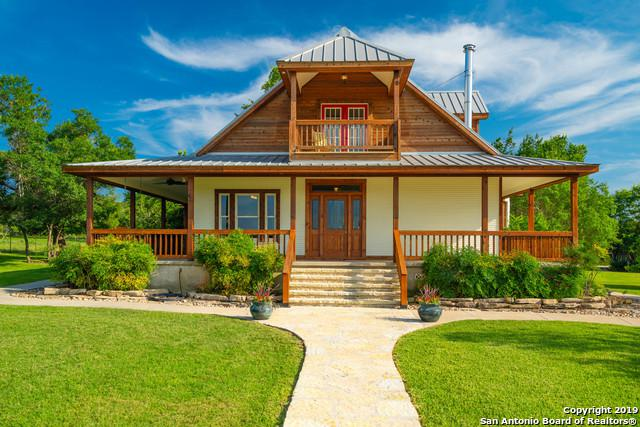 156 Mesa Rd, Fredericksburg, TX 78624 (MLS #1394741) :: Santos and Sandberg