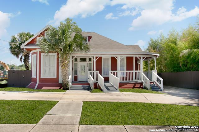 319 E Courtland Pl, San Antonio, TX 78212 (MLS #1394816) :: Exquisite Properties, LLC