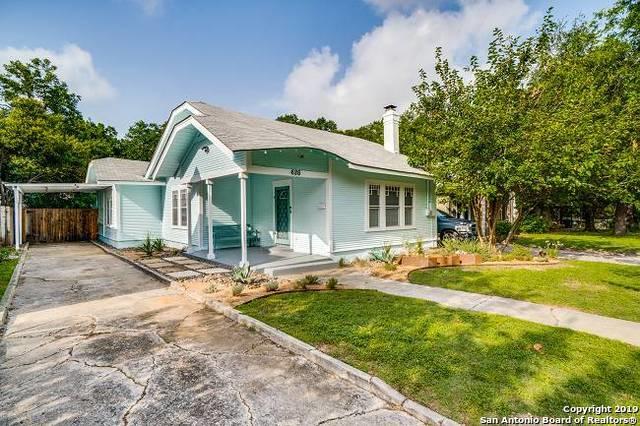 626 W Gramercy Pl, San Antonio, TX 78212 (MLS #1394850) :: Exquisite Properties, LLC