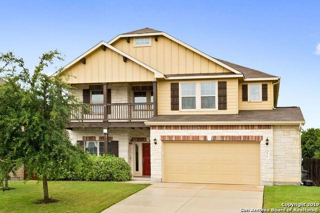 4707 Creekwood St, Schertz, TX 78108 (MLS #1394875) :: BHGRE HomeCity