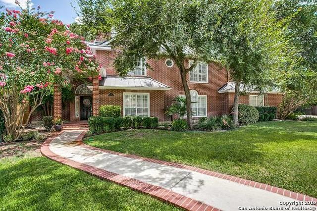 27 Sherborne Wood, San Antonio, TX 78218 (MLS #1394955) :: BHGRE HomeCity