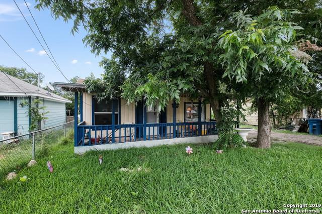 248 Quinta St, San Antonio, TX 78210 (MLS #1394997) :: Niemeyer & Associates, REALTORS®