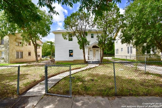 1506 W Woodlawn Ave, San Antonio, TX 78201 (MLS #1395000) :: BHGRE HomeCity