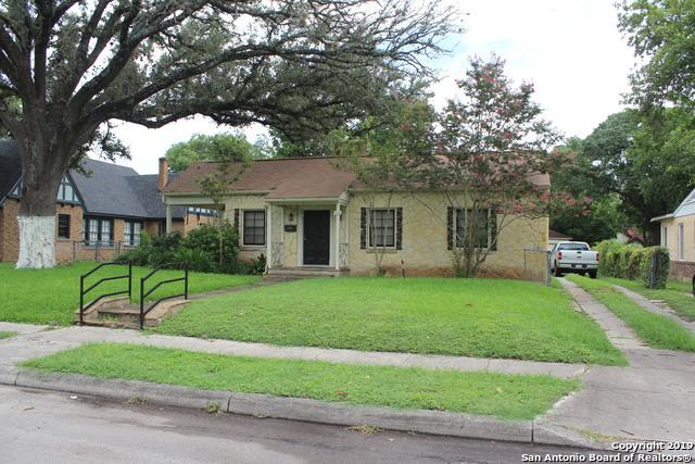 426 Donaldson Ave, San Antonio, TX 78201 (MLS #1395049) :: BHGRE HomeCity