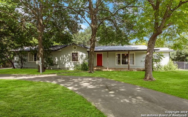 7215 N Vandiver Rd, San Antonio, TX 78209 (MLS #1395117) :: Alexis Weigand Real Estate Group