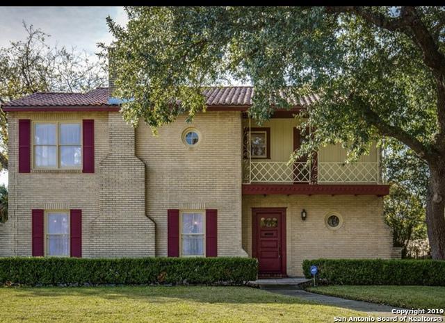 2112 W Gramercy Pl, San Antonio, TX 78201 (MLS #1395388) :: BHGRE HomeCity