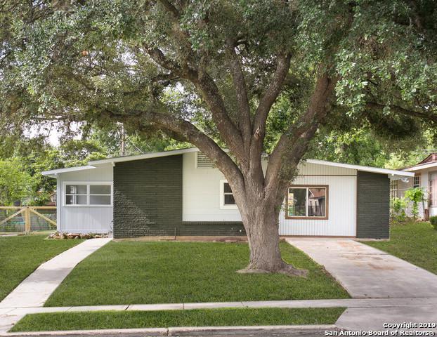 346 Saratoga Dr, San Antonio, TX 78213 (MLS #1395427) :: Vivid Realty