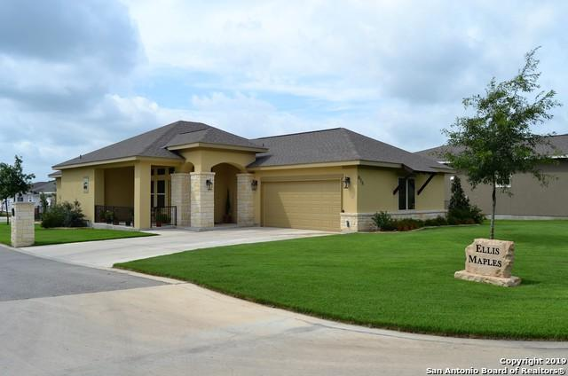 875 Long Creek Blvd, New Braunfels, TX 78130 (MLS #1395584) :: Santos and Sandberg