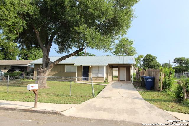 6738 Buena Vista St, San Antonio, TX 78227 (MLS #1395904) :: Berkshire Hathaway HomeServices Don Johnson, REALTORS®
