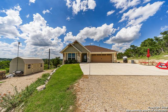 264 W County Road 2481, Hondo, TX 78861 (MLS #1395952) :: Glover Homes & Land Group
