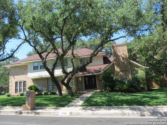2702 Whisper Dove St, San Antonio, TX 78230 (MLS #1396016) :: Alexis Weigand Real Estate Group