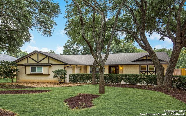 145 Twinleaf Ln, San Antonio, TX 78213 (MLS #1396089) :: Exquisite Properties, LLC