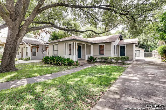 217 Corona Ave, Alamo Heights, TX 78209 (MLS #1396284) :: Reyes Signature Properties