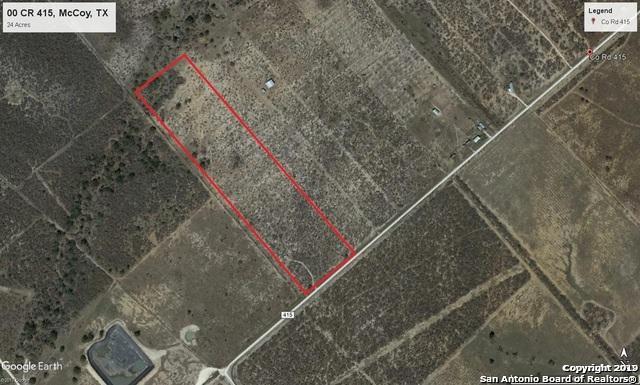 00 N Cr 415, McCoy, TX 78113 (MLS #1396569) :: Tom White Group