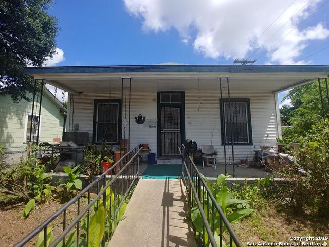 633 Delaware St, San Antonio, TX 78210 (MLS #1396710) :: Reyes Signature Properties