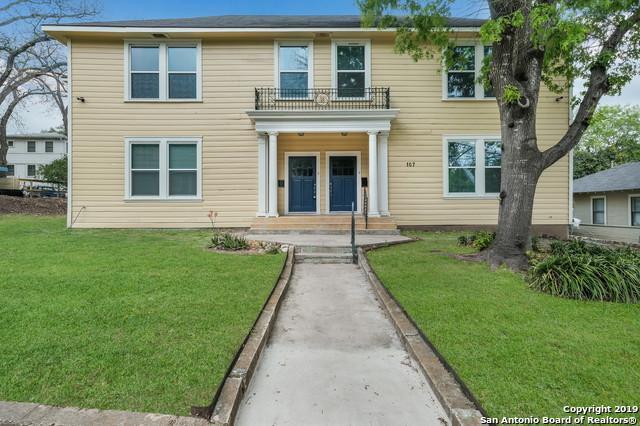 107 Willim St, Alamo Heights, TX 78209 (MLS #1396813) :: Reyes Signature Properties