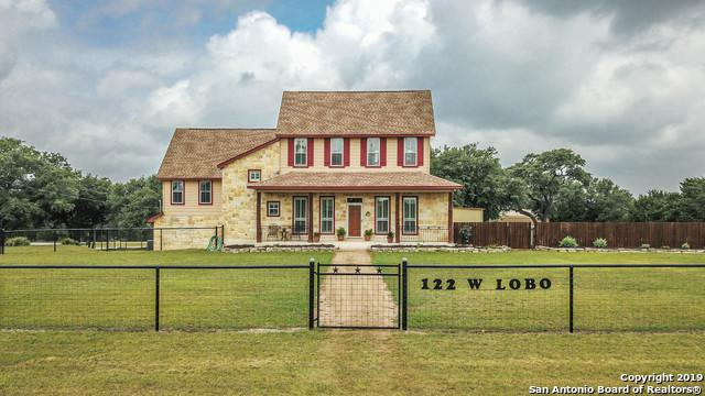 122 W Lobo Dr, Blanco, TX 78606 (MLS #1396859) :: Glover Homes & Land Group