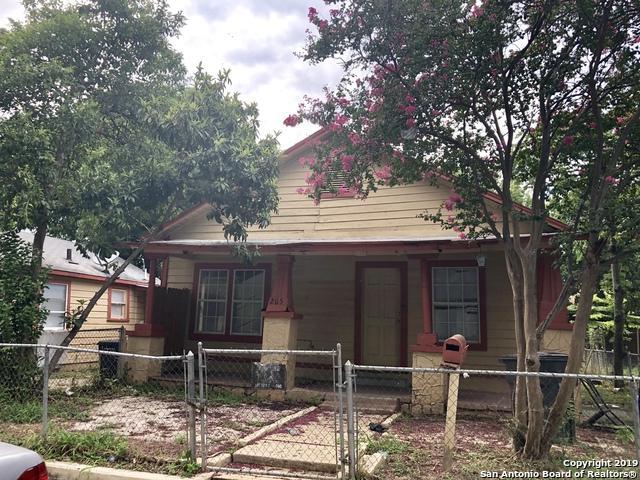 205 Gould St, San Antonio, TX 78207 (MLS #1396993) :: BHGRE HomeCity