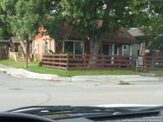 601 Porter St, San Antonio, TX 78210 (MLS #1396999) :: BHGRE HomeCity