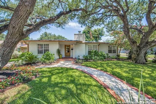 115 W Edgewood, San Antonio, TX 78209 (MLS #1397082) :: Exquisite Properties, LLC