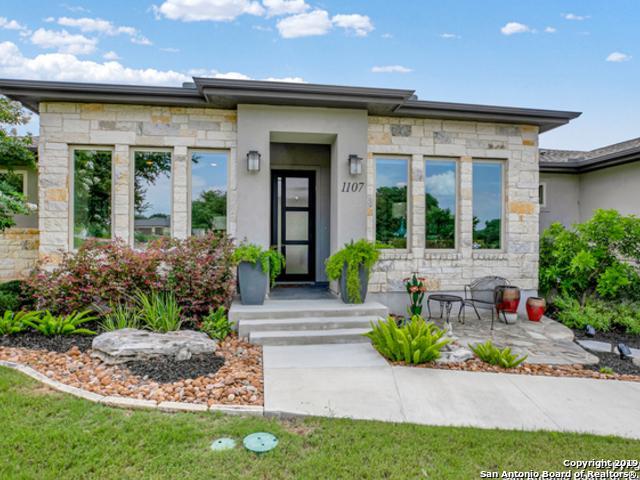 1107 Bottle Ct., New Braunfels, TX 78132 (MLS #1397139) :: BHGRE HomeCity