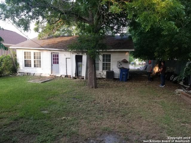 121 Vista Rd, San Antonio, TX 78210 (MLS #1397163) :: Alexis Weigand Real Estate Group