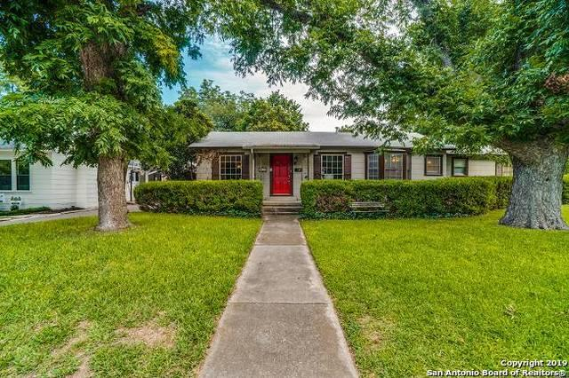 260 E Edgewood Pl, Alamo Heights, TX 78209 (MLS #1397224) :: Carter Fine Homes - Keller Williams Heritage