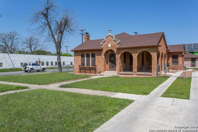 1633 W Kings Hwy, San Antonio, TX 78201 (MLS #1397302) :: Santos and Sandberg