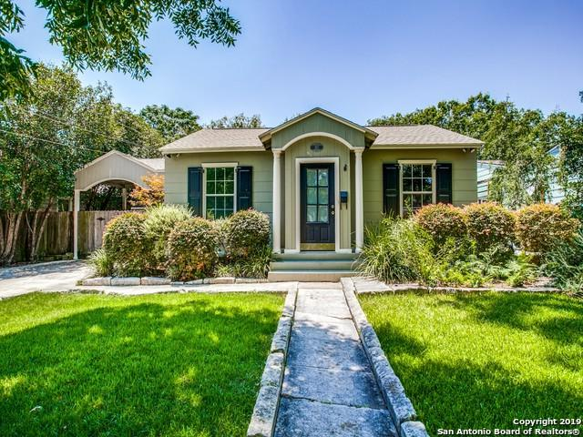 311 W Meadowlane Dr, San Antonio, TX 78209 (#1397487) :: The Perry Henderson Group at Berkshire Hathaway Texas Realty