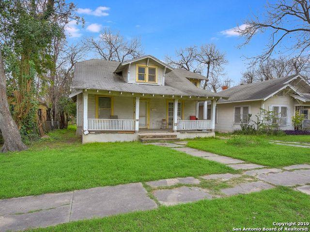 943 W Gramercy Pl, San Antonio, TX 78201 (MLS #1397531) :: Vivid Realty