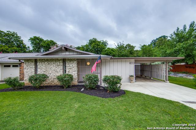 4018 Big Meadows St, San Antonio, TX 78230 (MLS #1397551) :: Exquisite Properties, LLC