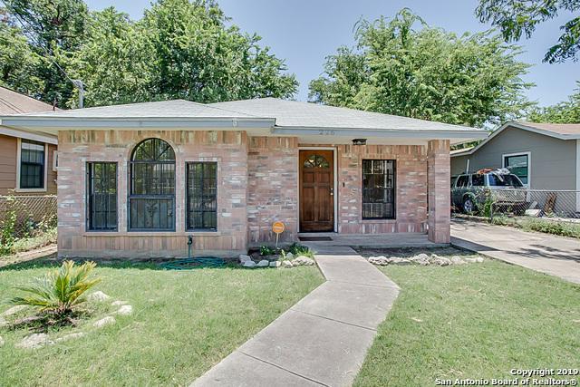 226 Obregon St, San Antonio, TX 78207 (MLS #1397586) :: Berkshire Hathaway HomeServices Don Johnson, REALTORS®
