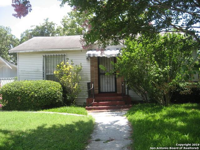 2042 E Crockett St, San Antonio, TX 78202 (MLS #1397596) :: Tom White Group