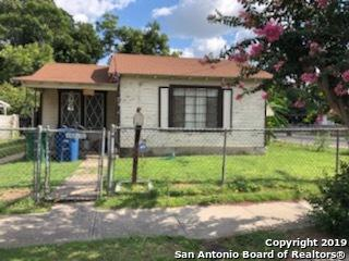 746 Saldana St, San Antonio, TX 78225 (MLS #1397608) :: Berkshire Hathaway HomeServices Don Johnson, REALTORS®