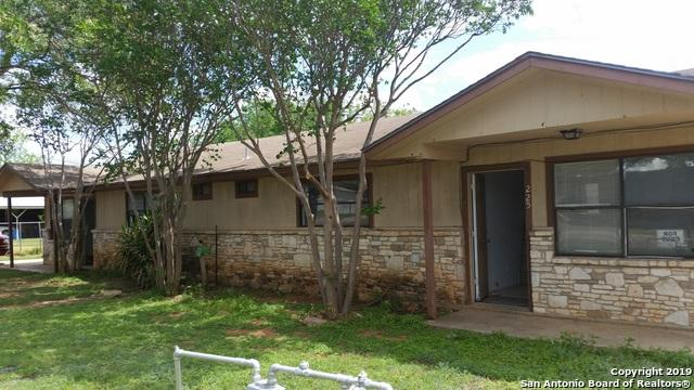 223 W Hugo St, Dilley, TX 78017 (MLS #1397635) :: NewHomePrograms.com LLC