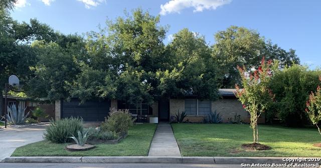 419 Laramie Dr, San Antonio, TX 78209 (MLS #1397650) :: The Mullen Group | RE/MAX Access