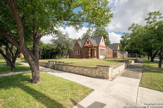 2003 W Magnolia Ave, San Antonio, TX 78201 (MLS #1397747) :: The Castillo Group