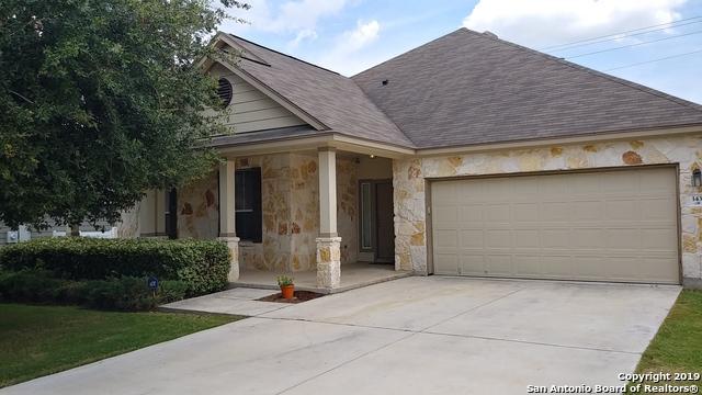143 Brook Meadows, Cibolo, TX 78108 (MLS #1397901) :: The Gradiz Group