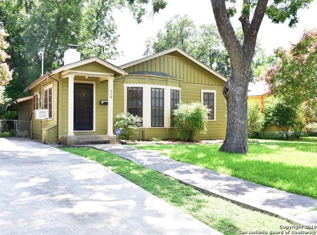 610 W Huisache Ave, San Antonio, TX 78212 (MLS #1397922) :: Tom White Group