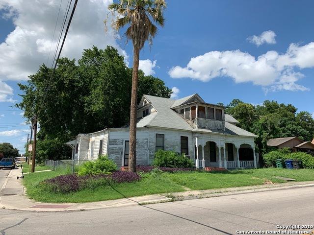 403 Montana St, San Antonio, TX 78203 (MLS #1397929) :: Vivid Realty