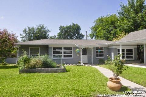 122 Tabard Dr, San Antonio, TX 78213 (MLS #1397950) :: Vivid Realty