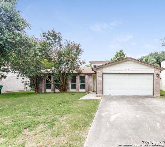 2602 Moss Bluff St, San Antonio, TX 78232 (MLS #1397960) :: Alexis Weigand Real Estate Group