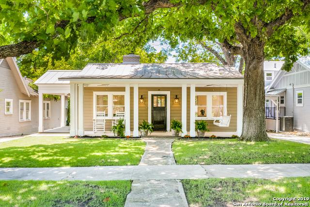 222 Blue Bonnet Blvd, Alamo Heights, TX 78209 (MLS #1397978) :: Carter Fine Homes - Keller Williams Heritage