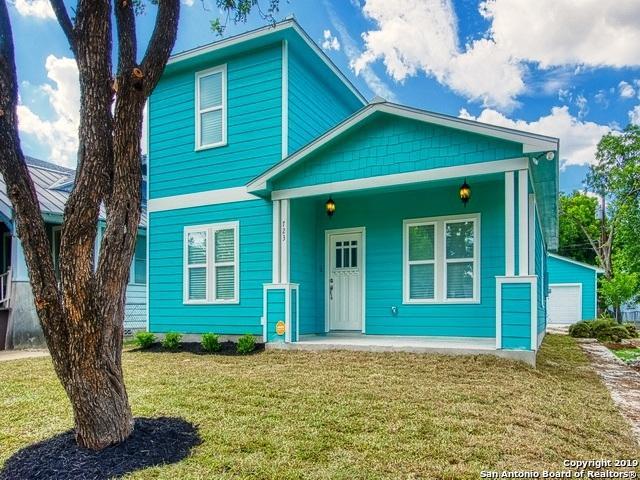 723 Hammond Ave, San Antonio, TX 78210 (MLS #1397984) :: The Mullen Group | RE/MAX Access