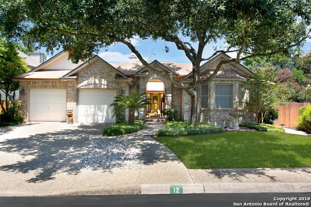 12 Cutter Green Dr, San Antonio, TX 78248 (MLS #1398061) :: The Mullen Group | RE/MAX Access