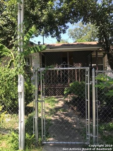 2410 St Anthony Ave, San Antonio, TX 78210 (MLS #1398070) :: The Mullen Group | RE/MAX Access