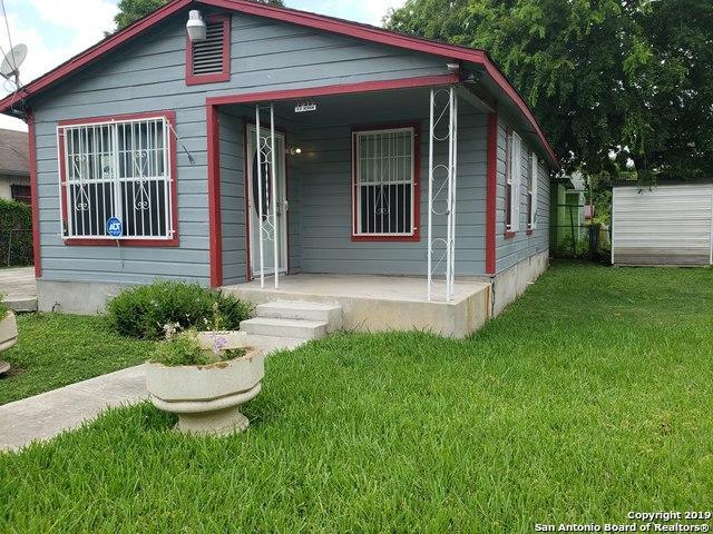 1819 San Patricio St, San Antonio, TX 78207 (MLS #1398071) :: The Castillo Group