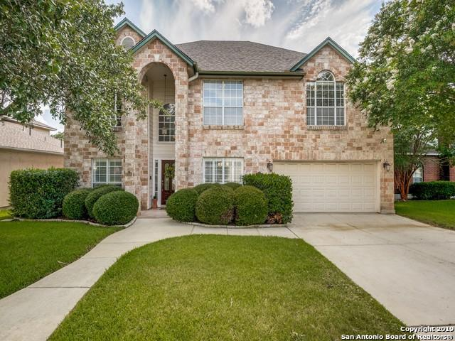 18323 Edwards Bluff, San Antonio, TX 78259 (MLS #1398121) :: The Gradiz Group