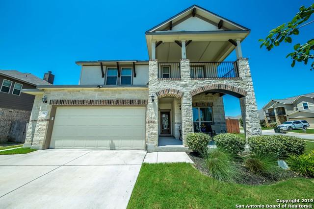 557 Saddle Vista, Cibolo, TX 78108 (MLS #1398139) :: BHGRE HomeCity